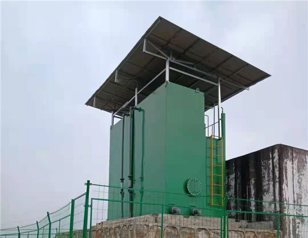一体化净水设备SKFA-100