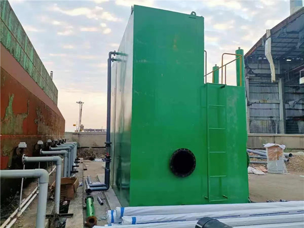 一体化净水设备SKFA-200